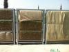 (2) Founex (VD),  mars 2013 -  Protections hivernales retirées du VG Biobed