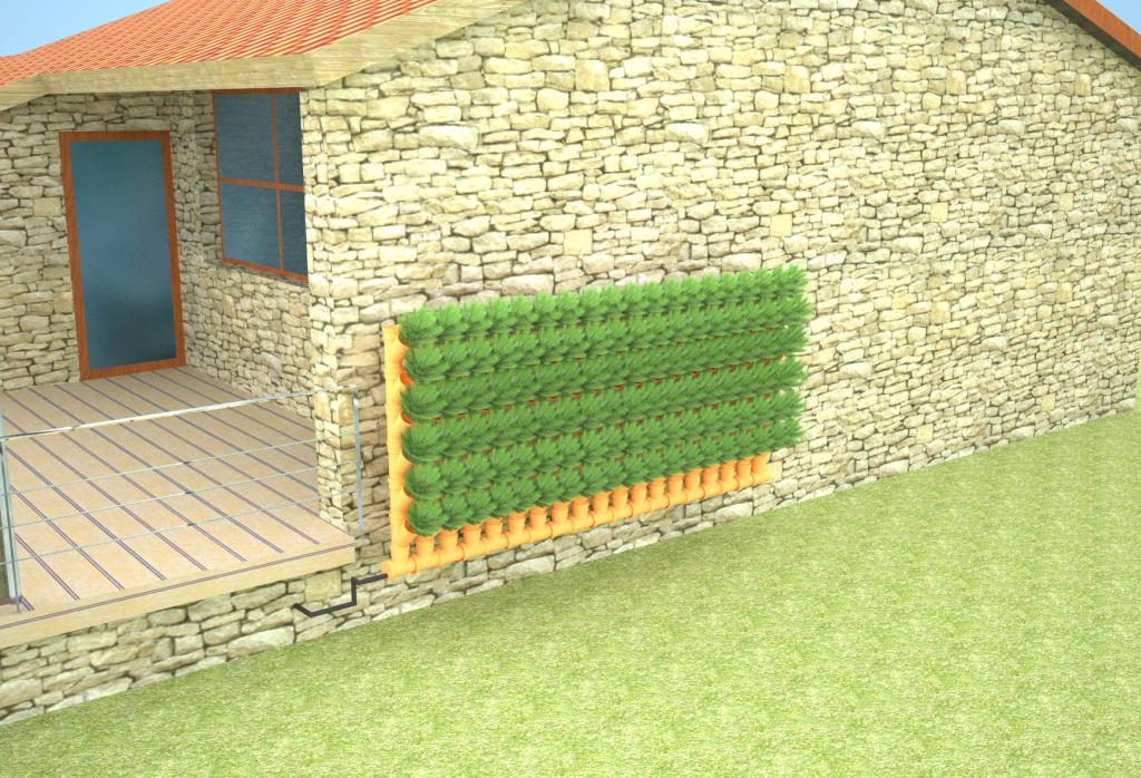 VG Garden facade